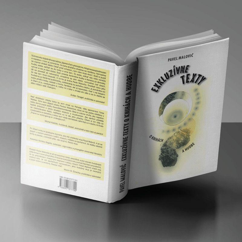 Pavel Malovič - Exkluzívne texty o knihách a hudbe