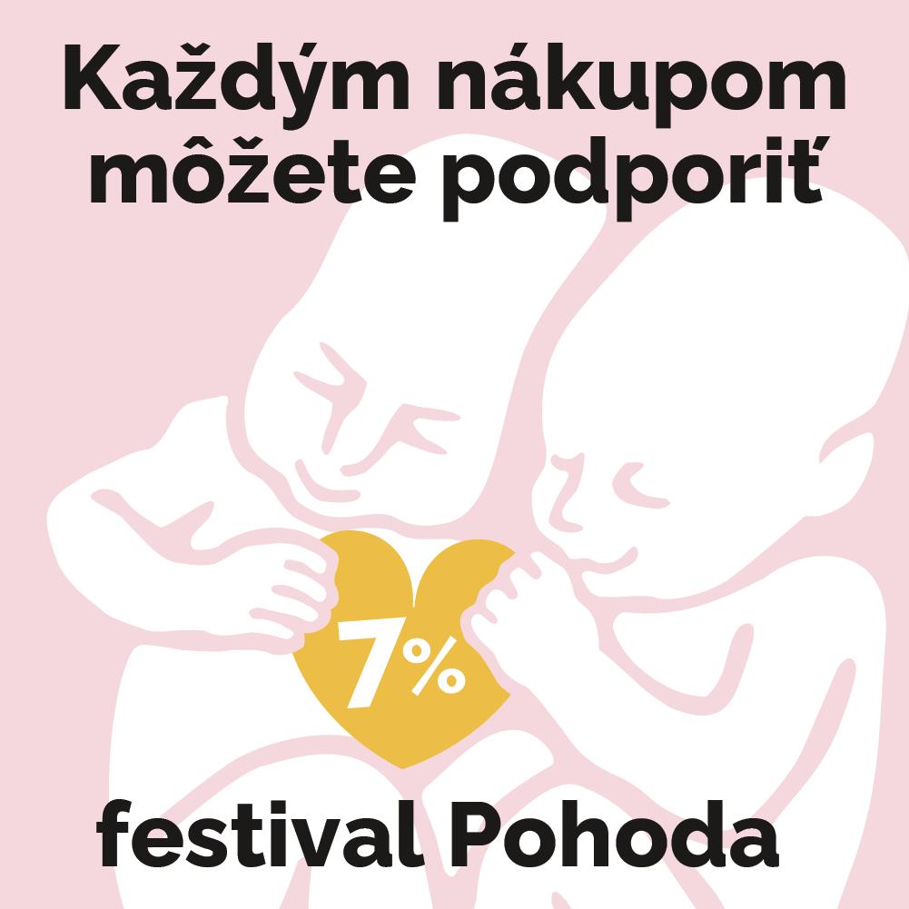 Podporte festival Pohoda